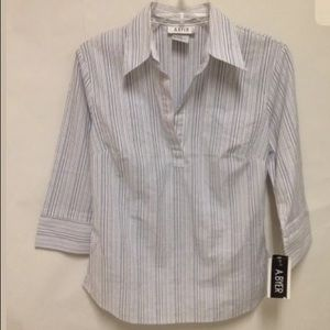 A. Byer Striped Top (Women's or Juniors-Not Sure)